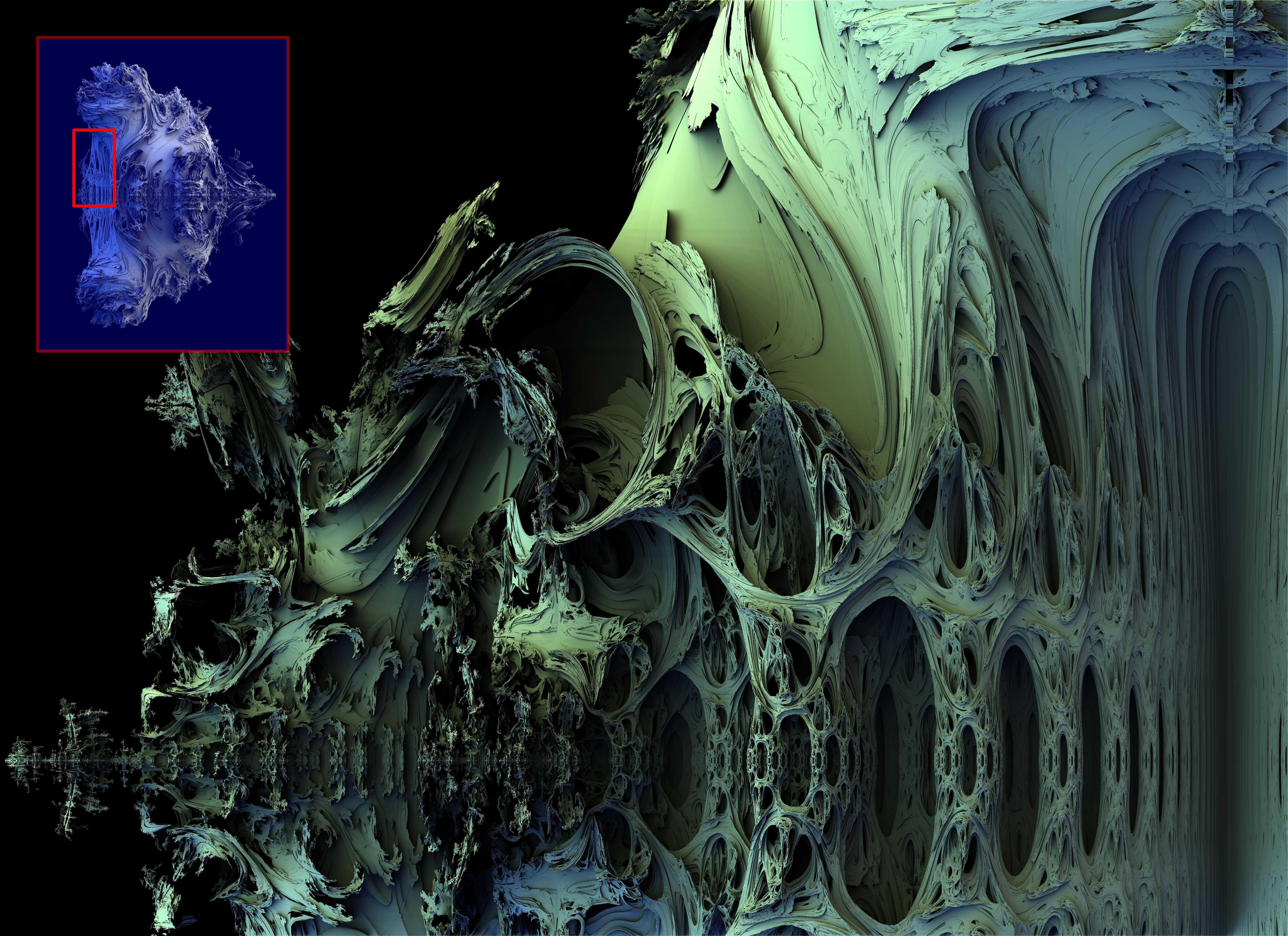 Amazing Fractal Art